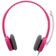 Logitech Stereo Headset H150 Pink (981-000369)