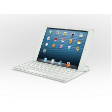 Logitech Ultrathin Keyboard Cover for iPad mini white (920-005122)